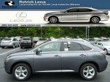 2013 Nebula Gray Pearl Lexus RX 350 AWD #85498913