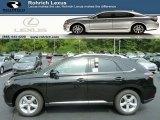 2013 Obsidian Black Lexus RX 350 AWD #85498910