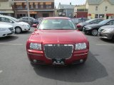 2008 Inferno Red Crystal Pearl Chrysler 300 Touring #85499421