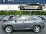 2013 Nebula Gray Pearl Lexus RX 350 AWD #85498908
