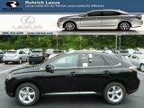 2013 Obsidian Black Lexus RX 350 AWD #85498905