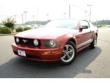 2006 Redfire Metallic Ford Mustang GT Premium Coupe #85499224