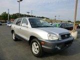 2003 Pewter Hyundai Santa Fe LX 4WD #85498878