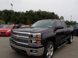 2014 Tungsten Metallic Chevrolet Silverado 1500 LT Double Cab 4x4 #85498869