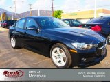 2014 Imperial Blue Metallic BMW 3 Series 320i Sedan #85499039