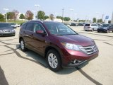 2014 Basque Red Pearl II Honda CR-V EX-L AWD #85499374