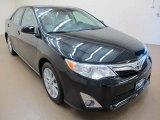 2012 Attitude Black Metallic Toyota Camry XLE #85592237