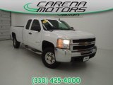 2008 Chevrolet Silverado 2500HD Work Truck Extended Cab Data, Info and Specs