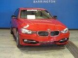 2013 Melbourne Red Metallic BMW 3 Series 328i xDrive Sedan #85592232