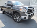 2014 Magnetic Gray Metallic Toyota Tundra SR5 Double Cab #85592507