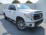 2014 Super White Toyota Tundra SR5 Double Cab #85592506