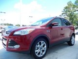 2014 Ruby Red Ford Escape Titanium 1.6L EcoBoost #85592396