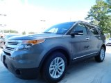 2014 Sterling Gray Ford Explorer XLT #85592395