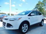 2014 White Platinum Ford Escape SE 1.6L EcoBoost #85592393