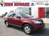 2010 Tango Red Pearl Honda CR-V LX #85592677