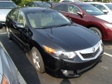 2010 Crystal Black Pearl Acura TSX Sedan #85592841