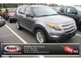 2011 Sterling Grey Metallic Ford Explorer XLT 4WD #85592210