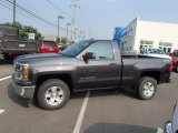 2014 Tungsten Metallic Chevrolet Silverado 1500 LT Regular Cab 4x4 #85592831