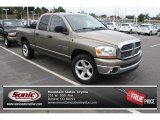 2006 Light Khaki Metallic Dodge Ram 1500 SLT Quad Cab #85592205