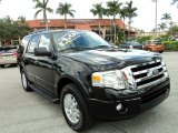 2013 Tuxedo Black Ford Expedition XLT #85592371