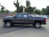 2014 Tungsten Metallic Chevrolet Silverado 1500 LT Double Cab 4x4 #85592830