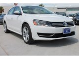 2014 Candy White Volkswagen Passat 2.5L SE #85592753