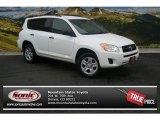 2011 Super White Toyota RAV4 I4 4WD #85592198