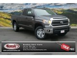2014 Magnetic Gray Metallic Toyota Tundra SR5 Double Cab 4x4 #85592195