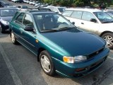 Subaru Impreza 1997 Data, Info and Specs