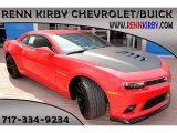 2014 Red Hot Chevrolet Camaro SS/RS Coupe #85592567