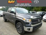 2014 Magnetic Gray Metallic Toyota Tundra SR5 TRD Double Cab 4x4 #85592288