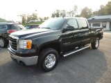 2009 GMC Sierra 2500HD Onyx Black
