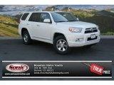 2013 Blizzard White Pearl Toyota 4Runner SR5 4x4 #85592167