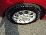 Mitsubishi Lancer 2011 Wheels and Tires