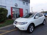 2010 Glacier White Pearl Nissan Murano SL AWD #85592553