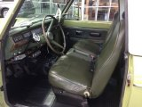 International Scout II Interiors