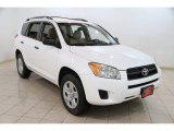 2011 Super White Toyota RAV4 I4 4WD #85642886