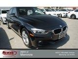 2014 Jet Black BMW 3 Series 320i Sedan #85642670