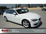 2014 Alpine White BMW 3 Series 320i Sedan #85642669
