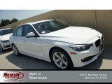 2014 Alpine White BMW 3 Series 328i Sedan #85642666