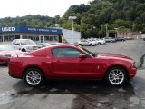 2011 Red Candy Metallic Ford Mustang V6 Premium Coupe #85642460