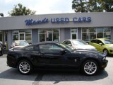 2011 Ebony Black Ford Mustang V6 Premium Coupe #85642768