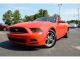 2013 Race Red Ford Mustang V6 Premium Convertible #85642870