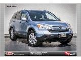 2007 Glacier Blue Metallic Honda CR-V EX-L #85642348