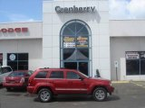 2006 Inferno Red Crystal Pearl Jeep Grand Cherokee Limited 4x4 #8532701