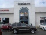 2006 Dark Khaki Pearl Jeep Grand Cherokee Limited 4x4 #8532700