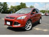 2014 Ruby Red Ford Escape Titanium 2.0L EcoBoost #85642850