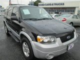 2006 Black Ford Escape Hybrid #85642416