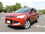 2014 Ruby Red Ford Escape Titanium 1.6L EcoBoost #85642848