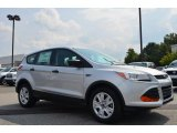 2014 Ingot Silver Ford Escape S #85642521